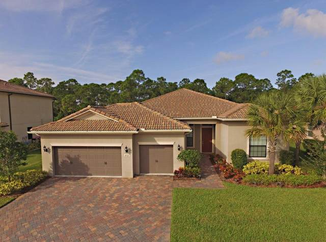 4369 SW Gossamer Circle, Palm City, FL 34990 (MLS #RX-10602372) :: Berkshire Hathaway HomeServices EWM Realty