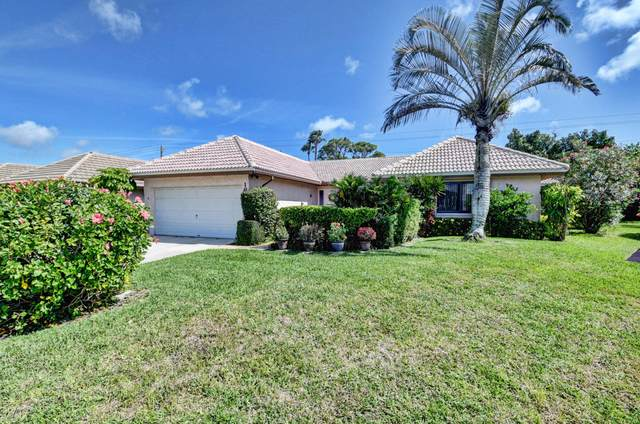 10322 Green Trail Drive N, Boynton Beach, FL 33436 (#RX-10602443) :: Ryan Jennings Group