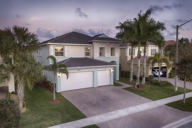3048 Payson Way, Wellington, FL 33414 (MLS #RX-10602503) :: Berkshire Hathaway HomeServices EWM Realty