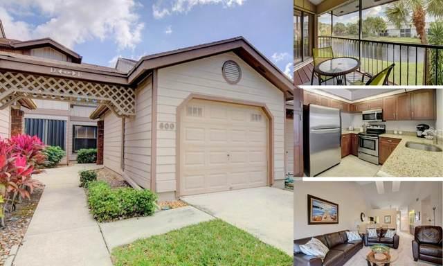 600 Crosswinds Drive E2, Greenacres, FL 33413 (MLS #RX-10602584) :: Castelli Real Estate Services