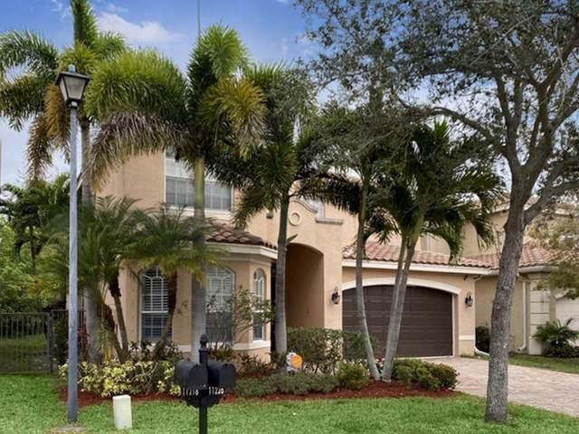 11226 Millpond Greens Drive, Boynton Beach, FL 33473 (MLS #RX-10603187) :: Berkshire Hathaway HomeServices EWM Realty