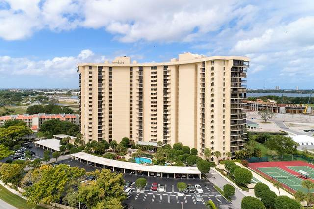 2480 Presidential Way #1402, West Palm Beach, FL 33401 (#RX-10603298) :: The Rizzuto Woodman Team