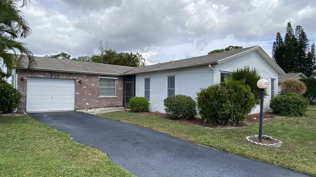 7335 Pine Park Drive N, Lake Worth, FL 33467 (#RX-10603311) :: Ryan Jennings Group