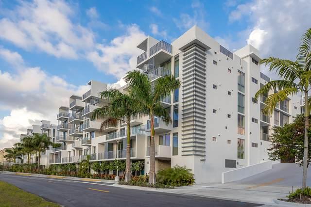 111 SE 1st Avenue #214, Delray Beach, FL 33444 (MLS #RX-10603363) :: Berkshire Hathaway HomeServices EWM Realty