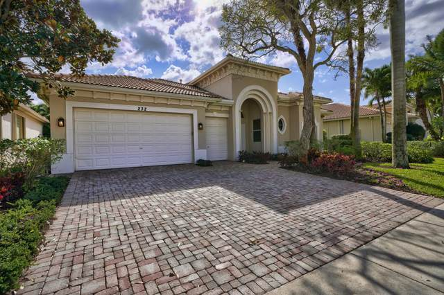232 Montant Drive, Palm Beach Gardens, FL 33410 (#RX-10603583) :: Ryan Jennings Group
