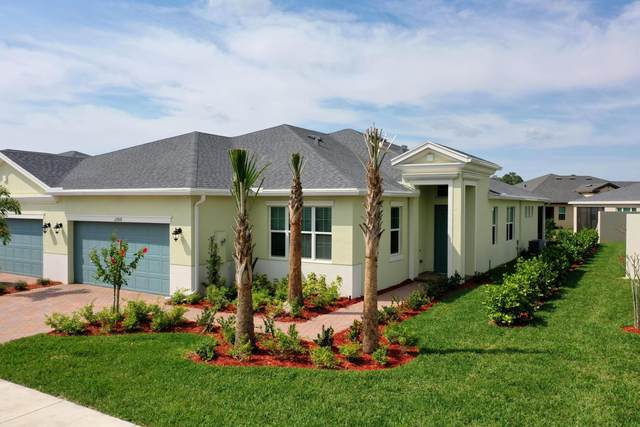 12968 SW Lake Fern Circle, Port Saint Lucie, FL 34987 (#RX-10603670) :: Ryan Jennings Group