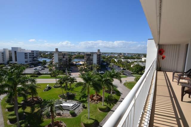3546 S Ocean Boulevard #817, South Palm Beach, FL 33480 (#RX-10603686) :: Ryan Jennings Group