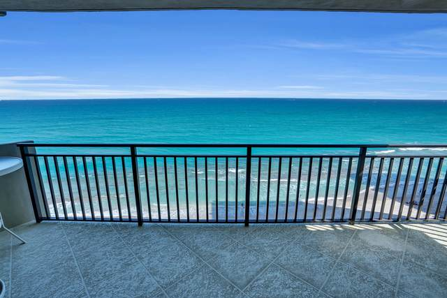 5460 N Ocean Drive 8B, Singer Island, FL 33404 (MLS #RX-10603698) :: Elite Properties and Investments