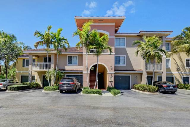 6573 Emerald Dunes Drive #207, West Palm Beach, FL 33411 (#RX-10603892) :: Ryan Jennings Group