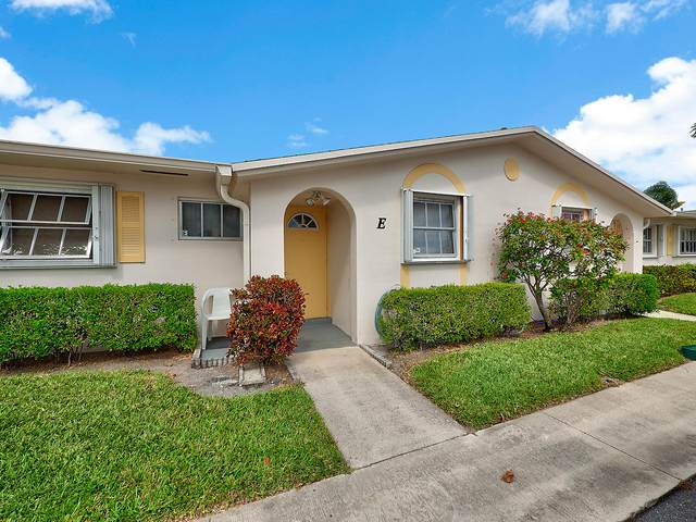 2616 Emory Drive E E, West Palm Beach, FL 33415 (#RX-10604040) :: Ryan Jennings Group