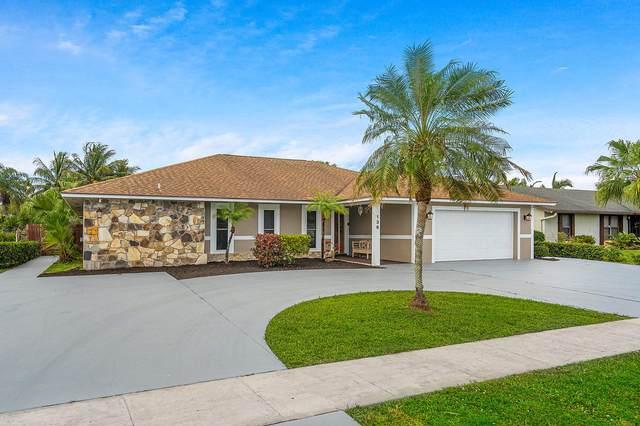 136 Galiano Street, Royal Palm Beach, FL 33411 (#RX-10604164) :: Ryan Jennings Group