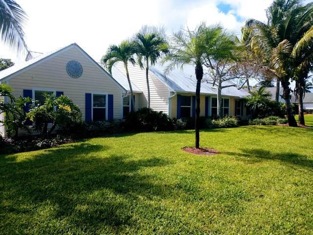 960 NE Town Terrace, Jensen Beach, FL 34957 (MLS #RX-10604231) :: Berkshire Hathaway HomeServices EWM Realty