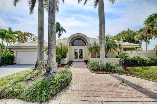 20520 Sausalito Drive, Boca Raton, FL 33498 (#RX-10604489) :: Ryan Jennings Group