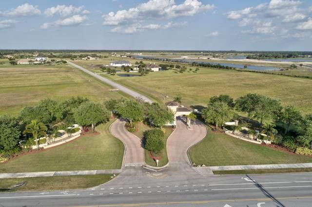 6000 SW Saddlebrook Lane, Palm City, FL 34990 (#RX-10604561) :: Ryan Jennings Group