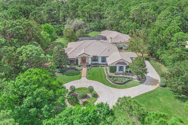 7880 Saddlebrook Drive, Port Saint Lucie, FL 34986 (#RX-10604696) :: Michael Kaufman Real Estate