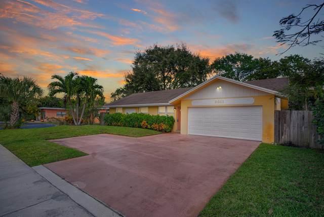 2011 NE 2nd Avenue, Delray Beach, FL 33444 (#RX-10605194) :: Ryan Jennings Group