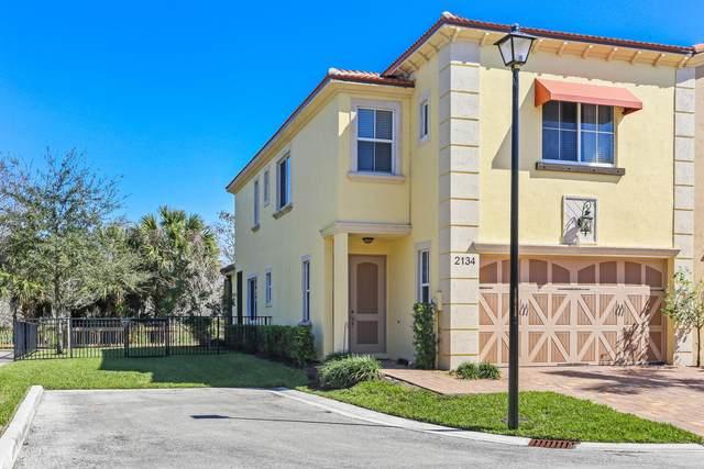 2134 Sabal Tree Court, West Palm Beach, FL 33411 (#RX-10605289) :: Ryan Jennings Group