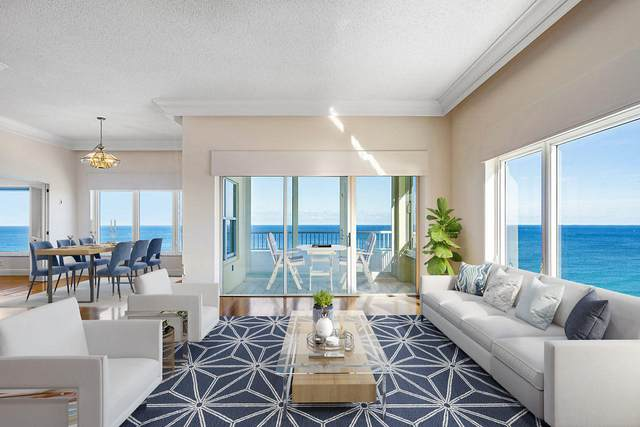 600 S Ocean Boulevard #1701, Boca Raton, FL 33432 (#RX-10605464) :: Ryan Jennings Group