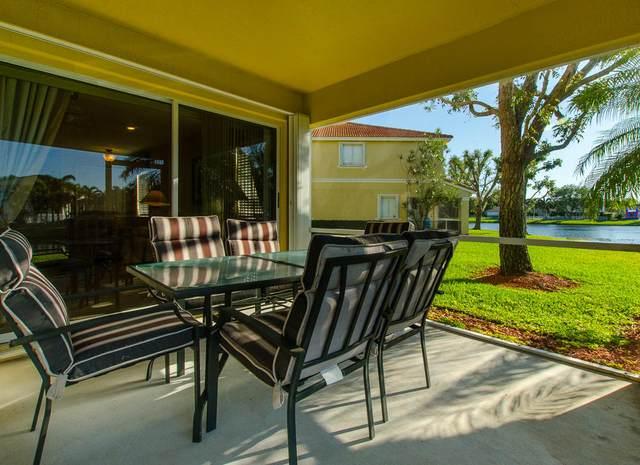 1040 Arezzo Circle, Boynton Beach, FL 33436 (#RX-10605521) :: Ryan Jennings Group