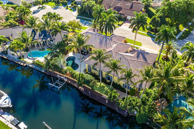 801 NE Boca Bay Colony Drive, Boca Raton, FL 33487 (MLS #RX-10605781) :: Berkshire Hathaway HomeServices EWM Realty