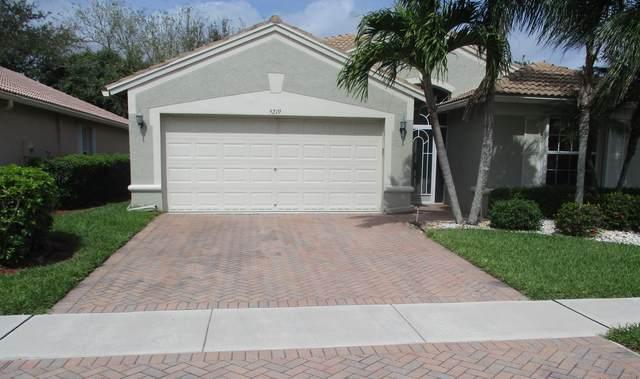 5219 Espana Avenue, Boynton Beach, FL 33437 (#RX-10605817) :: Ryan Jennings Group