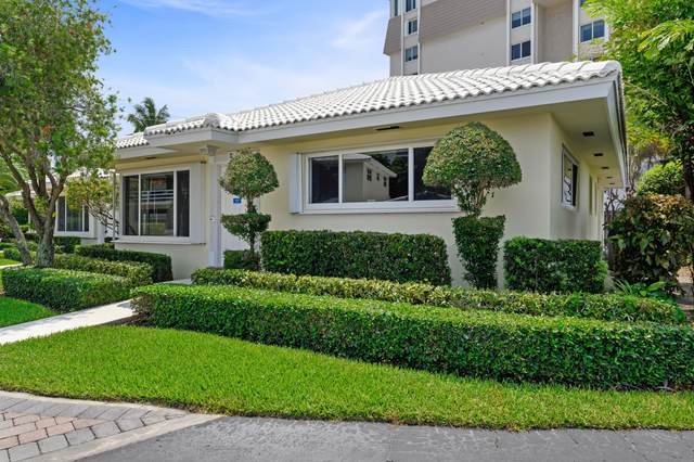 1920 S Ocean Boulevard Villa I, Delray Beach, FL 33483 (#RX-10605972) :: Ryan Jennings Group