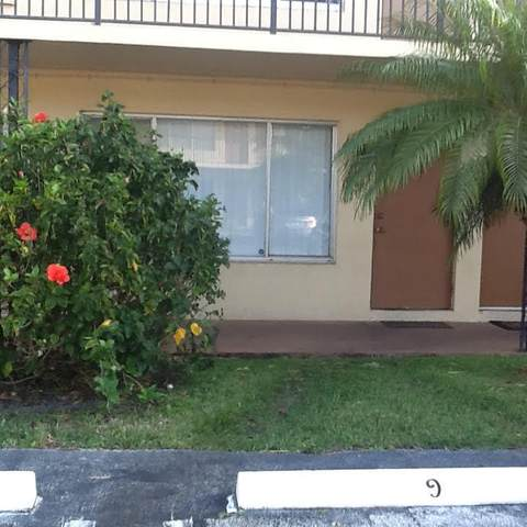 2303 S Federal Highway #9, Boynton Beach, FL 33435 (#RX-10606246) :: Ryan Jennings Group