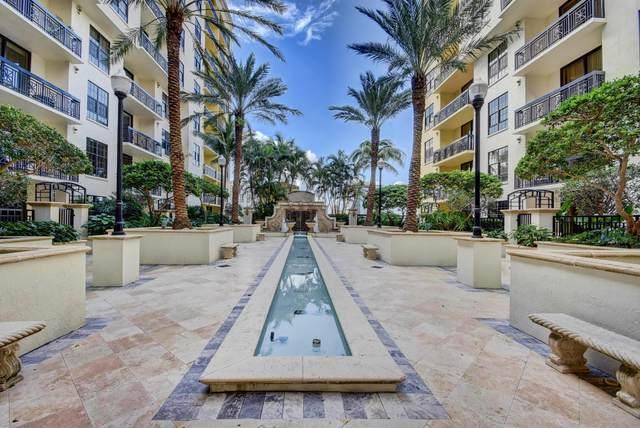 801 S Olive Avenue #928, West Palm Beach, FL 33401 (#RX-10606281) :: Ryan Jennings Group