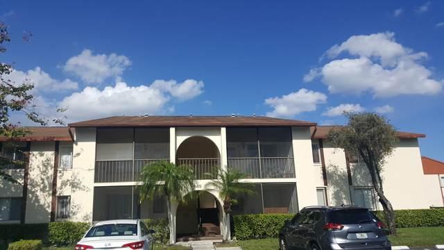 4759 Sable Pine Cir #  D1, West Palm Beach, FL 33417 (#RX-10606335) :: Ryan Jennings Group