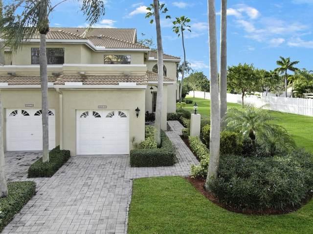 6691 Montego Bay Boulevard G, Boca Raton, FL 33433 (#RX-10606436) :: Ryan Jennings Group
