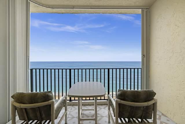 7410 S Ocean Drive #808, Jensen Beach, FL 34957 (#RX-10606454) :: Ryan Jennings Group