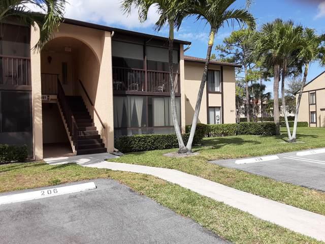 801 Sky Pine Way D2, Greenacres, FL 33415 (MLS #RX-10606725) :: Berkshire Hathaway HomeServices EWM Realty