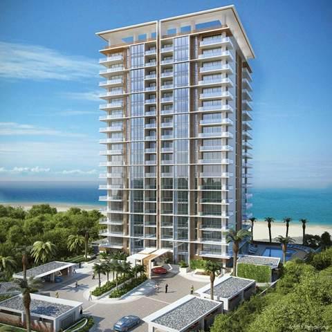 5000 N Ocean Drive #1801, Singer Island, FL 33404 (#RX-10607152) :: Ryan Jennings Group