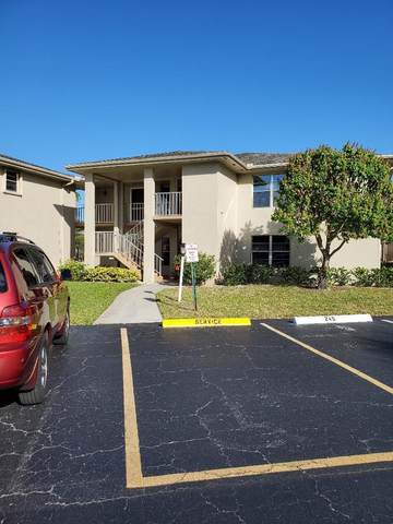 25 Lake Vista Trail #202, Port Saint Lucie, FL 34952 (#RX-10607341) :: Signature International Real Estate