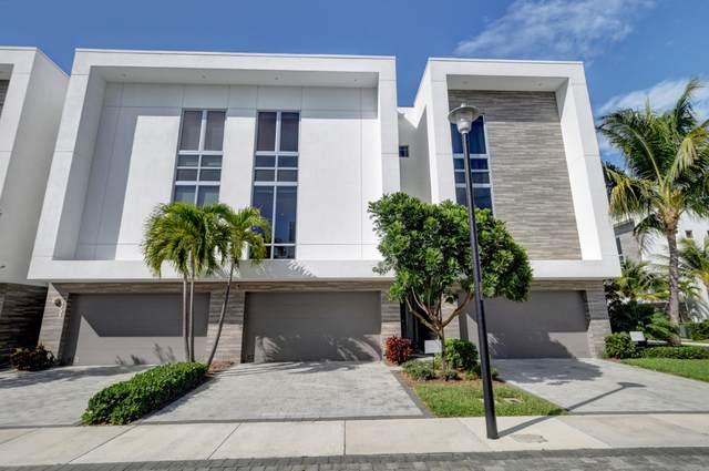 1721 NW 40th Drive, Boca Raton, FL 33431 (#RX-10607362) :: Ryan Jennings Group