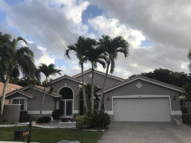 7284 Falls Road E, Boynton Beach, FL 33437 (#RX-10607621) :: Ryan Jennings Group