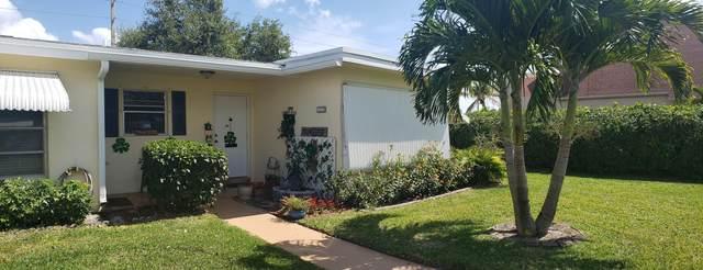 100 Bayview Avenue D, Boynton Beach, FL 33435 (#RX-10608021) :: Ryan Jennings Group