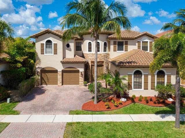 4073 Artesa Drive, Boynton Beach, FL 33436 (#RX-10608057) :: Ryan Jennings Group