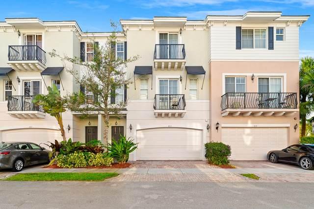 613 NW 38th Circle, Boca Raton, FL 33431 (MLS #RX-10608177) :: The Paiz Group