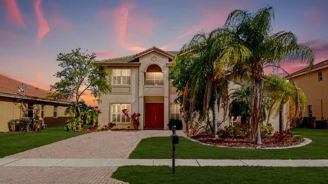 1823 SW Newport Isles Boulevard, Port Saint Lucie, FL 34953 (#RX-10608654) :: Ryan Jennings Group