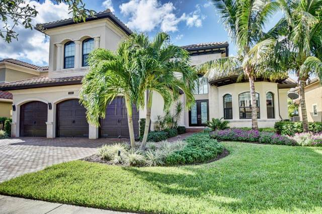 8269 Hawks Gully Avenue, Delray Beach, FL 33446 (#RX-10608694) :: Ryan Jennings Group