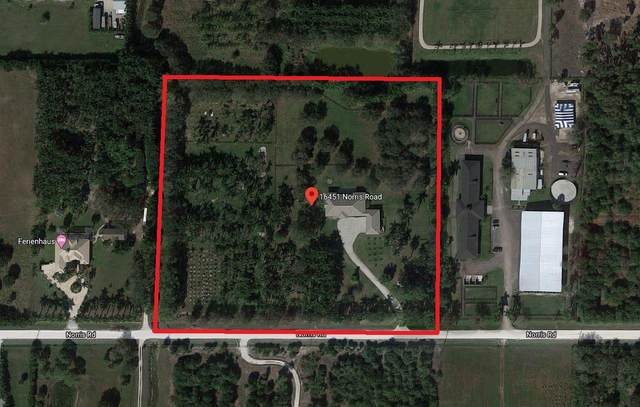 16451 Norris Road, Wellington, FL 33414 (#RX-10608894) :: Ryan Jennings Group