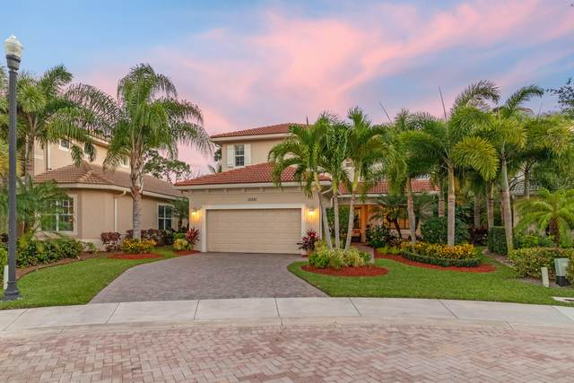 12261 Aviles Circle #119, Palm Beach Gardens, FL 33418 (#RX-10608914) :: Ryan Jennings Group