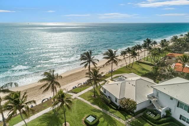 550 S Ocean Boulevard 101 E, Manalapan, FL 33462 (MLS #RX-10609157) :: Castelli Real Estate Services