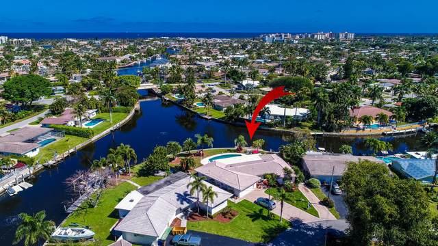 1102 SE 10th Terrace, Deerfield Beach, FL 33441 (MLS #RX-10609411) :: Laurie Finkelstein Reader Team
