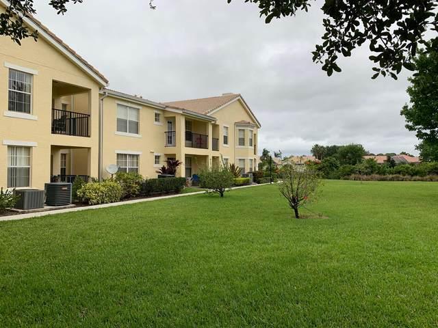 124 SW Peacock Boulevard 13-104, Saint Lucie West, FL 34986 (MLS #RX-10609570) :: Laurie Finkelstein Reader Team