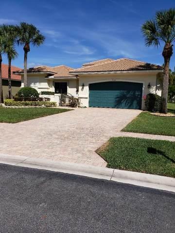 9266 Isles Cay Drive, Delray Beach, FL 33446 (MLS #RX-10609659) :: Berkshire Hathaway HomeServices EWM Realty