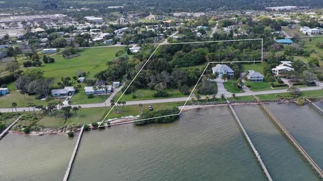 13095 N Indian River Drive, Sebastian, FL 32958 (#RX-10609743) :: Posh Properties