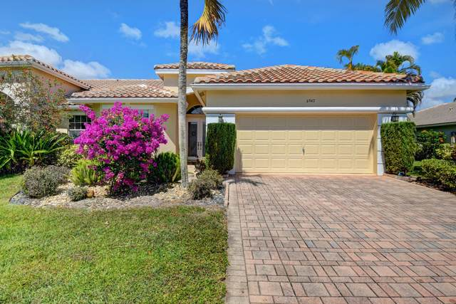 6947 Southport Drive, Boynton Beach, FL 33472 (#RX-10609776) :: Ryan Jennings Group