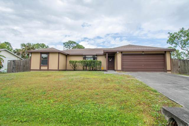 1125 Siboney Street NW, Palm Bay, FL 32907 (MLS #RX-10610065) :: Berkshire Hathaway HomeServices EWM Realty